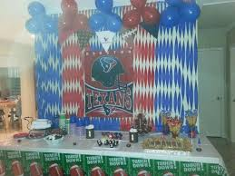 baby s birthday ideas 61 best houston texans party images on 7th birthday