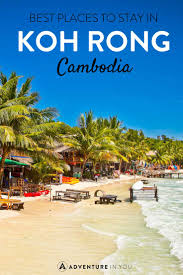 where to stay in koh rong cambodia top hotels u0026 hostels