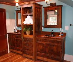 Barn Board Bathroom Vanity Rustic Bathroom Vanities U2014 Barn Wood Furniture Rustic Barnwood