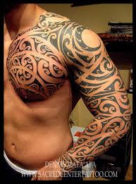 sleeve and chest by dennis mata afa sacred center