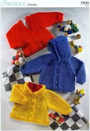 knitting pattern baby sweater chunky yarn baby toddler child s hooded jacket jacket sweater using