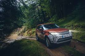 land rover mud land rover discovery the 7 seater suv that loves mud car news