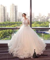 tulle wedding dress pink prom dress prom dress formal prom dress moddress