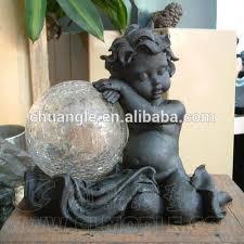resin ornaments wholesale resin cherub statues garden