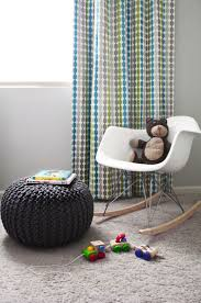Modern Rocking Chair Nursery Modular Style 10 Handy Uses For The Pouf