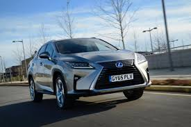 lexus rx blue lexus rx review a hybrid luxury suv