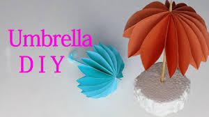 how to make an amazing umbrella diy paper crafts for kids