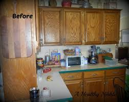 a healthy nibble busy in the kitchen rustoleum cabinet and