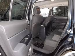 jeep patriot black rims used 2011 jeep patriot sport north edition for sale in thornton