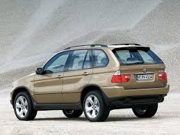 automotive database bmw x5 e53