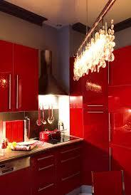 Horloge Cuisine Rouge by Cuisine Rouge Mur Couleur U2013 Chaios Com