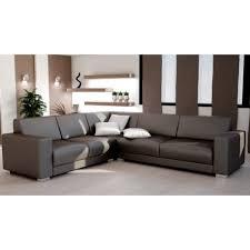 canapé d angle 6 places grand canapé d angle 6 places dehli moderne et design à petit prix