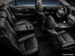 Comfort Design 2017 Lexus Ls Luxury Sedan Comfort U0026 Design Lexus Com