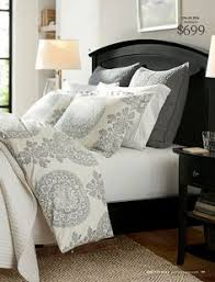 Pottery Barn White Comforter Create A Classic Look And A Spa Like Feel In Your Bedroom With
