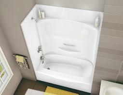 One Piece Bathtub Shower Units Kdts 3060 Alcove Or Tub Showers Bathtub Maax Professional And Aker
