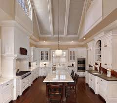 White Kitchen Cabinets With Tile Floor Vaulted Ceiling Kitchen Ideas Black Grey Formal Dining Set Black