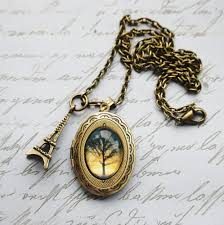 vintage locket pendant necklace images Vintage locket necklace paris golden tree photo by junmoore on jpg