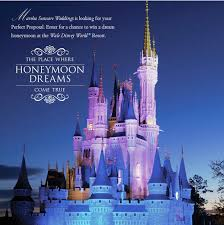 weddings registry disney s fairy tale weddings honeymoons honeymoon registry