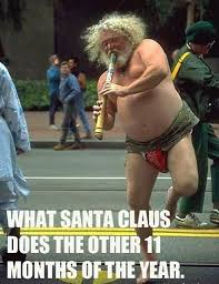 Dirty Santa Meme - funny santa claus picture meme 2017 the best collection of quotes