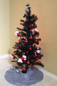 contemporary decoration 3 foot christmas tree pre lit artificial