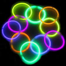 glow bracelets 200 glow sticks ebay