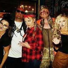 Most Controversial Celebrity Halloween Costumes Ashley Benson U0027s