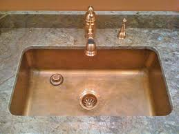 copper kitchen sinks and faucets thediapercake home trend copper kitchen sinks apron