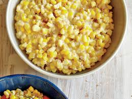 fresh creamed corn recipe myrecipes