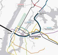 Queens Neighborhood Map Sunnyside Queens Rethinknyc