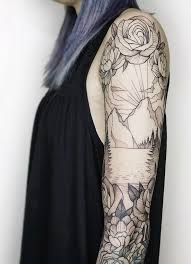 best 25 sleeve tattoos ideas on pinterest feminine sleeve