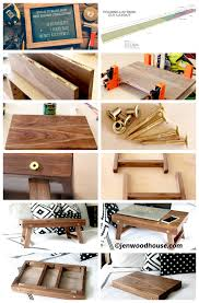 how to make a bed table folding lap bed table diy tutorial diy home tutorials