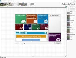 cad freeware architektur architekt 3d x8 home de software
