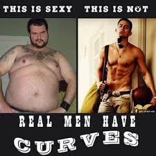 Muscle Man Meme - body shaming stupidbadmemes