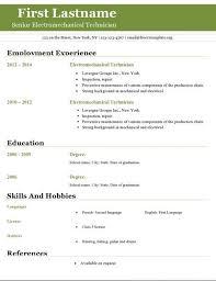 kinds of resume format the 25 best latest resume format ideas on pinterest job resume