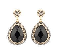onyx earrings onyx earrings gold soru jewellery