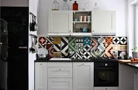 credence cuisine autocollante incroyable mosaique autocollante pour cuisine 6 credence cuisine