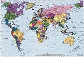 map mural map wallpaper mural amazon co uk diy tools