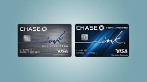 Chase Visa Business Credit Card Which Chase Ink Card Is Best For Me
