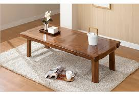 Japanese Style Coffee Table Asian Furniture Japanese Style Floor Low Foldable Table 130 60cm