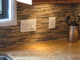 Kitchen Glass Backsplash Home Design Pyramid Glass Tile Backsplash Ideas Bathroom Mosaic