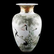 Japanese Kutani Vases Antique Japanese Vases Pair Of Kutani Vases Japanese Vase