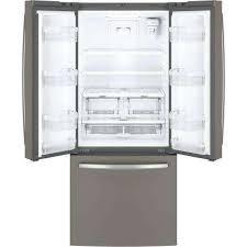 Matte Appliances Slate Refrigerators Appliances The Home Depot