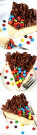 chocolate birthday cake with vanilla frosting recipe image