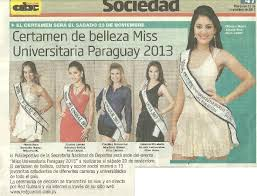 universitaria paraguay 2013 noticias diario abc color