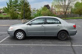 toyota corolla sedan 2003 2003 toyota corolla le 4dr sedan in westchester oh chester