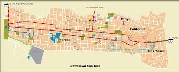 San Jose Traffic Map by Large San Jose Maps For Free Download And Print High Resolution
