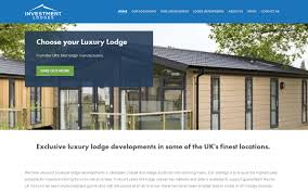 website design for lodge investment company u2013 gds web design