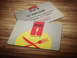 Business Cards Ideas For Graphic Designers Cool Business Card Design U2013 Deseo Restaurant Cardrabbit Osaka
