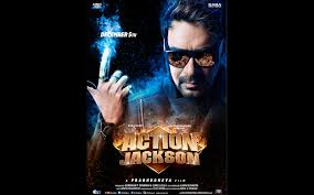 action jackson movie latest poster download action jackson movie