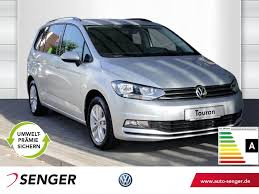 Senger Bad Oldesloe Volkswagen Touran 1 6 Tdi Bmt Comfortline Spiegel Paket Pdc Auto